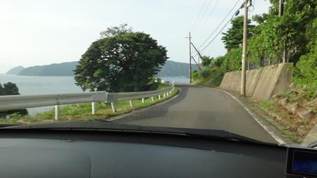 ここから狭い道(2)