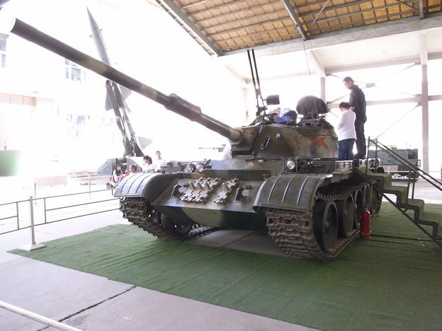 T-54(T-55?)戦車