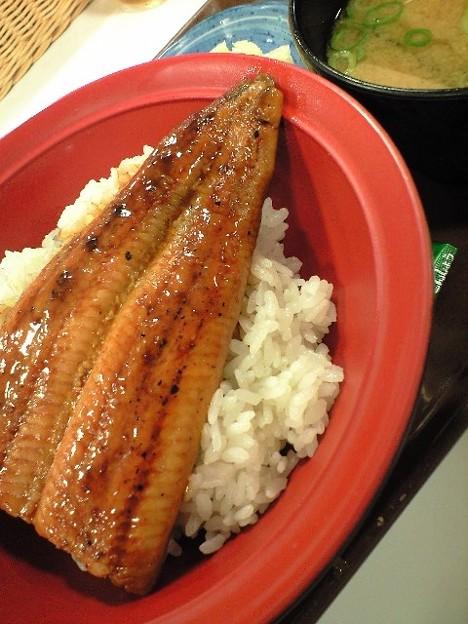 すきやの鰻丼