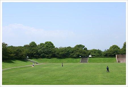 静岡県立大学 芝生公園