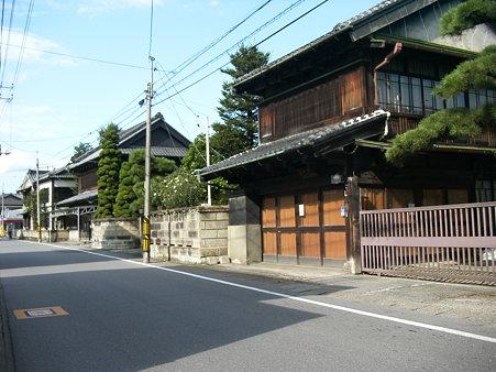 六道の辻の家