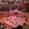 写真: 山形交響楽団新潟演奏会シーティング