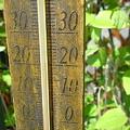 Photos: 気温 09.6.2