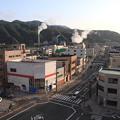 Photos: 釜石市街地の夕方