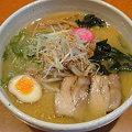 Photos: 麺処咲柳(さくら) ごま味噌ラーメン