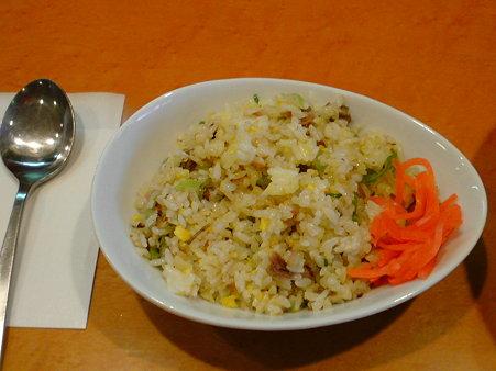 麺処咲柳(さくら) 小チャーハン