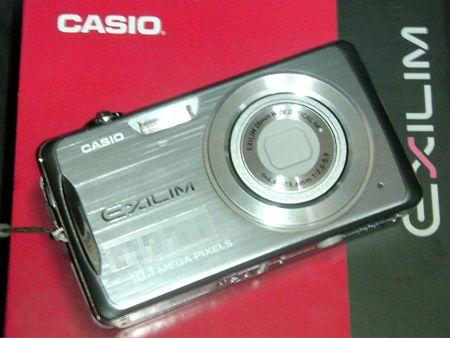CASIO EX-Z270