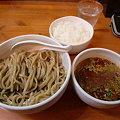 Photos: 麺屋高橋 辛つけ麺+ライス