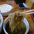 Photos: 麺屋高橋 辛つけ麺 麺