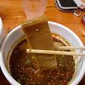 Photos: 麺屋高橋 辛つけ麺 メンマ