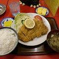 Photos: 来々亭 チキンカツ定食
