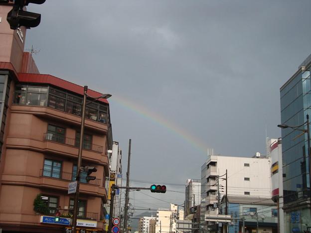 064.烏丸七条の虹(1)