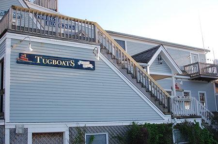 Tug Boats Cape Cod