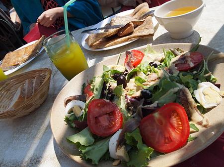 地中海サラダ