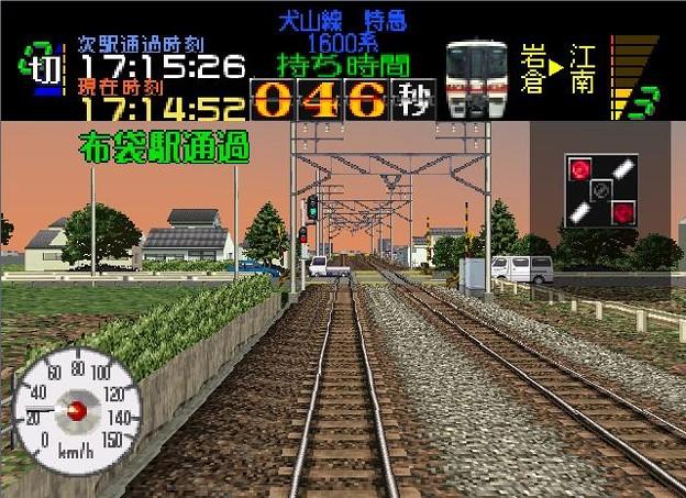 PS版電車でGO!名古屋鉄道編の隠し路線について質問です。