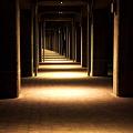 写真: タイムトンネル