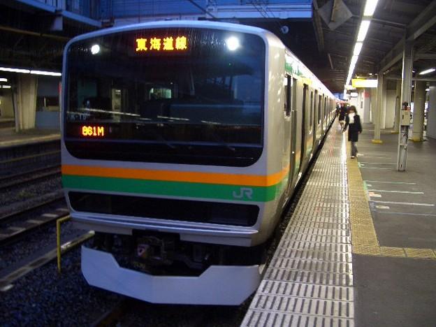 東海道本線 普通 CIMG4942