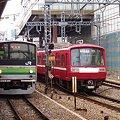 京浜急行と横浜線 CIMG5331