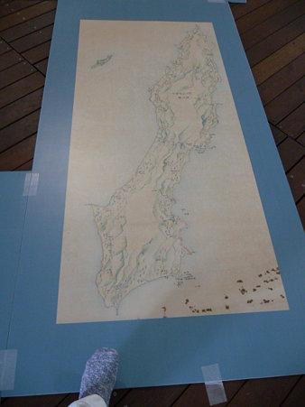 090602-伊能地図 屋久島・種子島 (1)