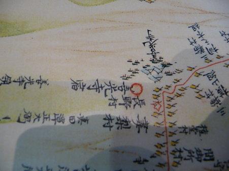 090602-伊能図 北陸甲信越 (7)