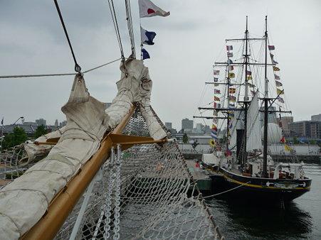 090704-帆船グロリア (23)