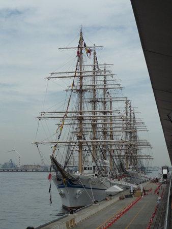 090718-大桟橋 帆船 (31)