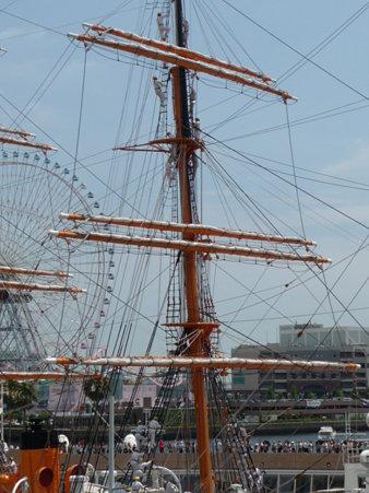 090720-日本丸 総帆展帆 (25)