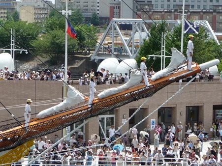 090720-日本丸 総帆展帆 (27)