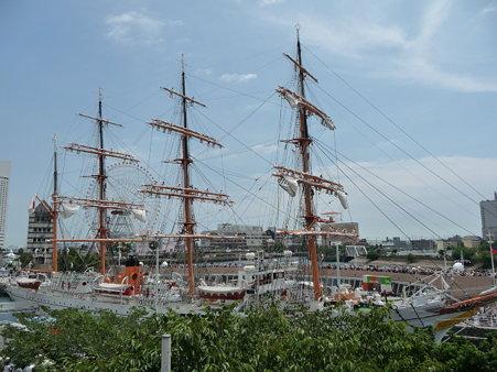 090720-日本丸 総帆展帆 (49)
