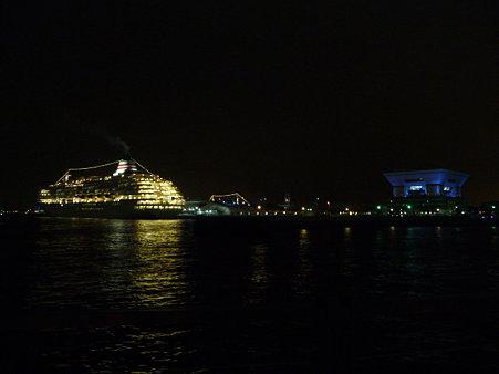 090801-大桟橋 夜 (9)
