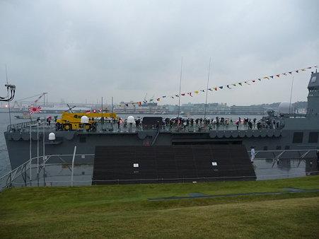 091024-ひゅうが 下船 (32)
