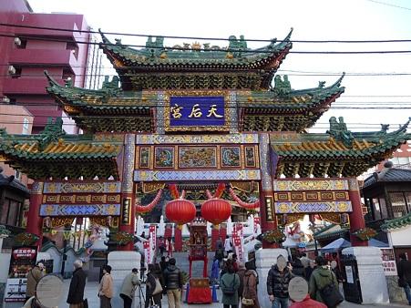 110203-中華街 媽祖廟 (1)