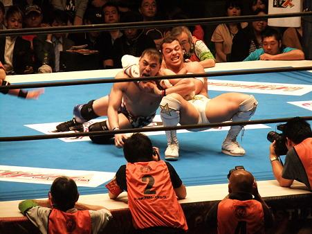 新日本プロレス BEST OF THE SUPER Jr (3)