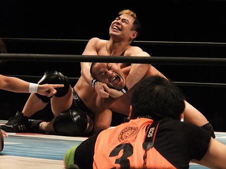 新日本プロレス BEST OF THE SUPER Jr.XVIII 〜Bring it on!〜 ディファ有明 20110528 (15)