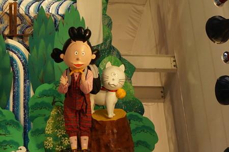 15 2014年 博多祇園山笠 飾り山笠 サザエさん 新天町 (7)