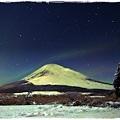 Photos: Mt.Fuji in the silent night.