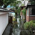 写真: 水路の町 柳川