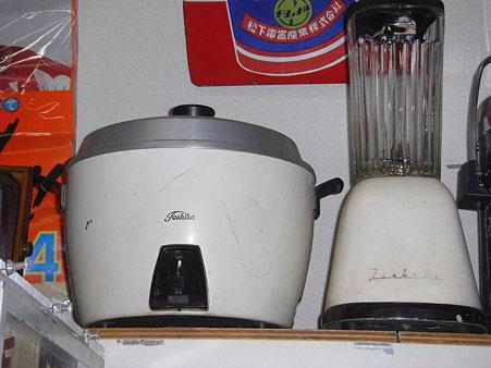 テトラさん家の炊飯器?