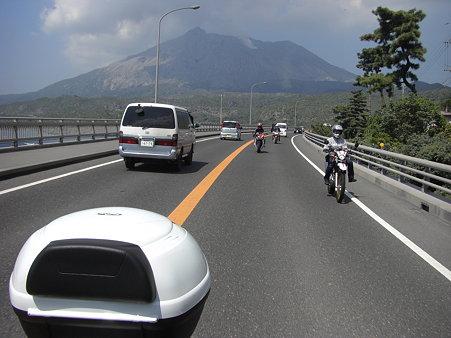 デッカイ桜島