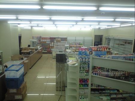 セブン-イレブン 東京工業大学大岡山キャンパス店 内部