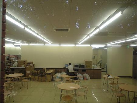 セブン-イレブン 東京工業大学大岡山キャンパス店 イートインスペース