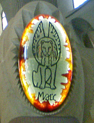 マルコはライオン