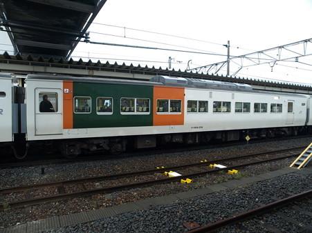 185系特急はまかいじ(小淵沢駅)4