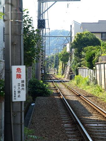 由比ヶ浜駅6