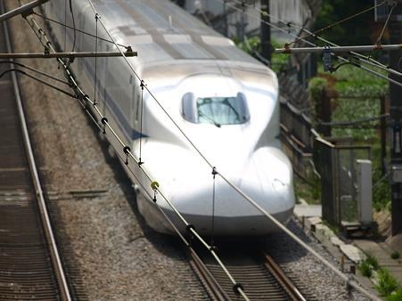 N700系(新横浜→小田原間)1