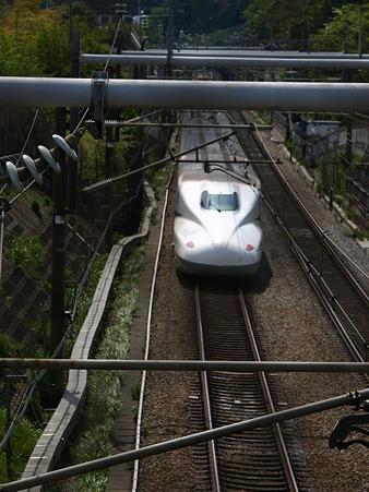 N700系(新横浜→小田原間)6