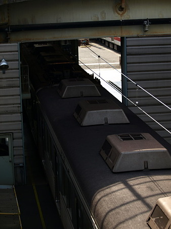 長津田車庫
