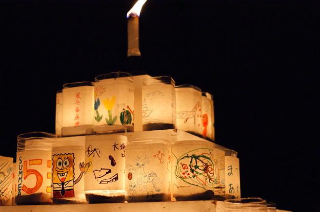 こうべパールキャンドル2009
