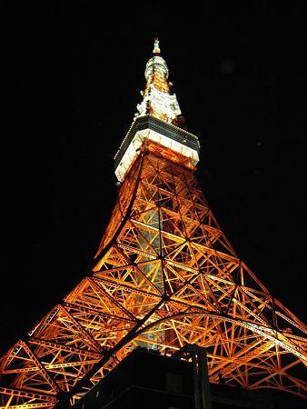 東京タワーライトアップs