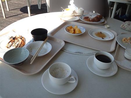 リゾートイン白浜の朝食